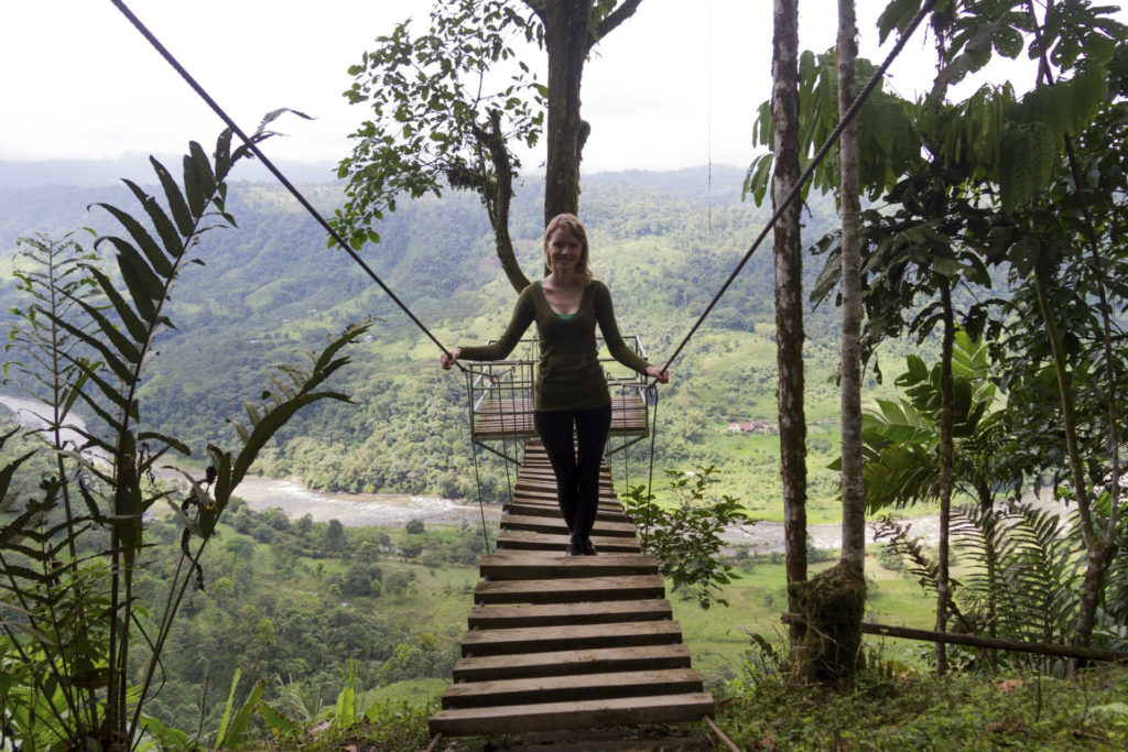 Mirador Rio Blanco, Ecuador - The Viking Abroad