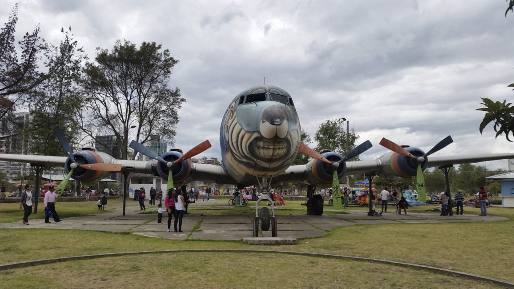 La Carolina Park, Quito, Ecuador - Top 6 Things to Do in Ecuador - The Viking Abroad