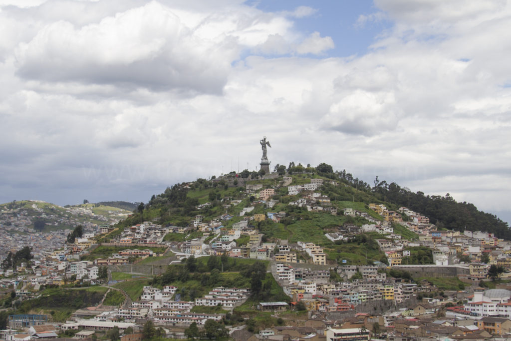 Old town, Quito, Ecuador - Top 6 Places to Visit in Ecuador - The Viking Abroad