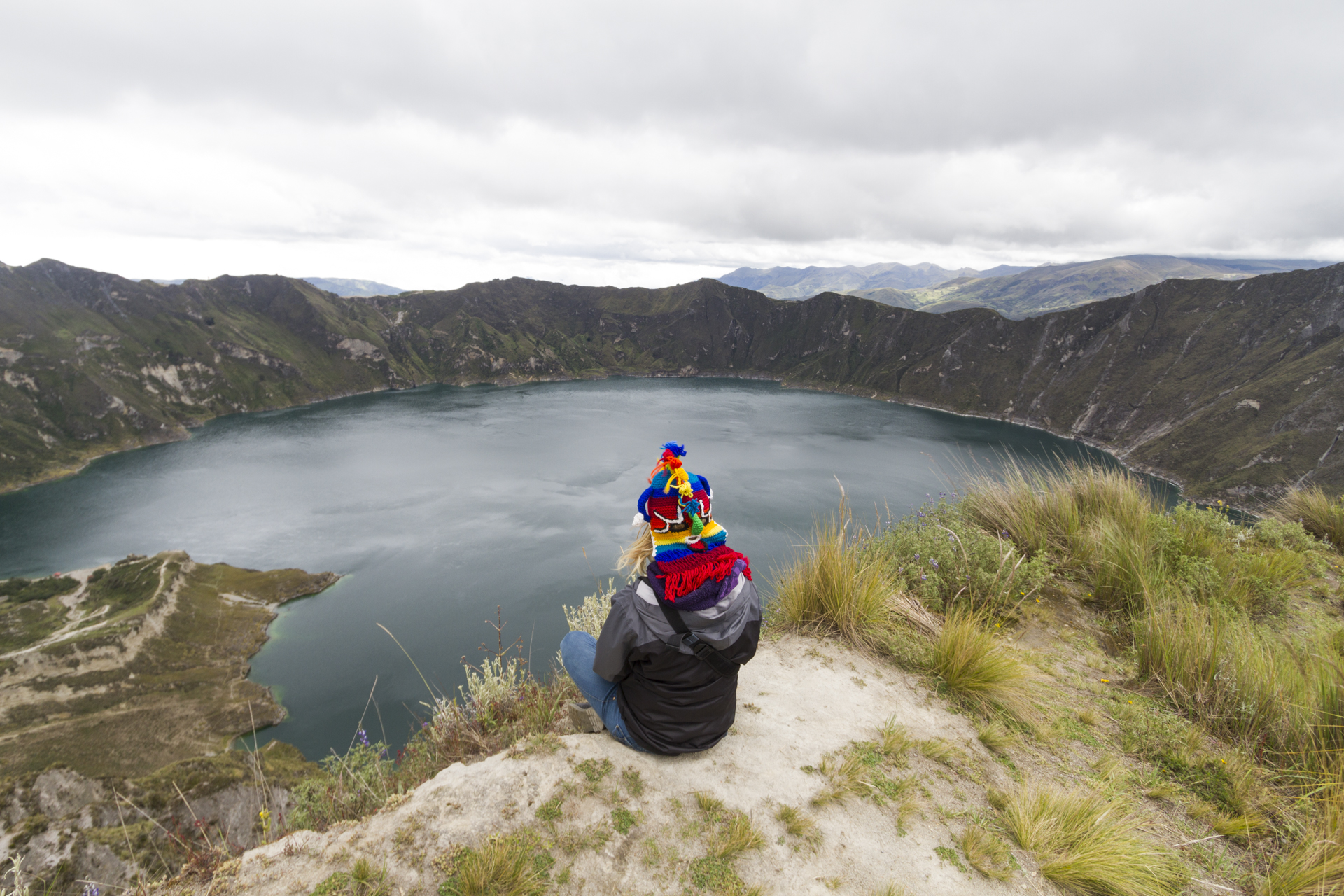 Quilotoa Ecuador Top 10 places to visit in Ecuador - The Viking Abroad