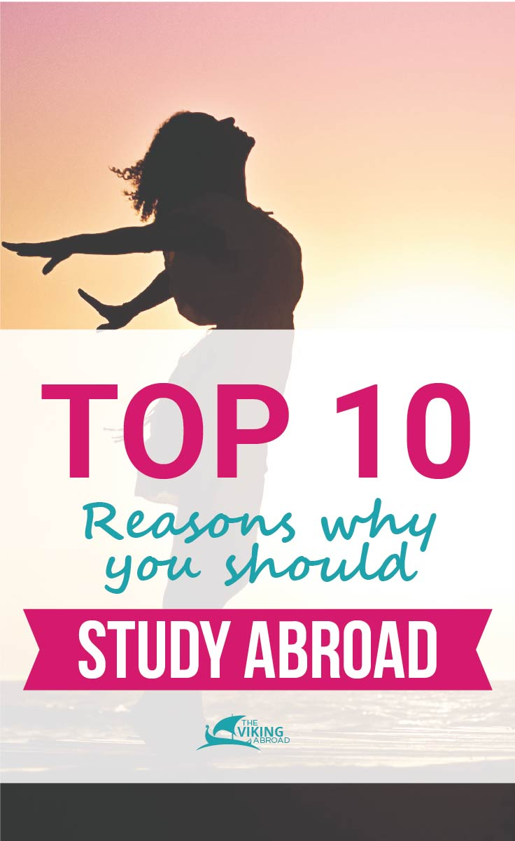 Reasons Why Makeup Is Important: Top 10 Reasons Why You Should Study Abroad