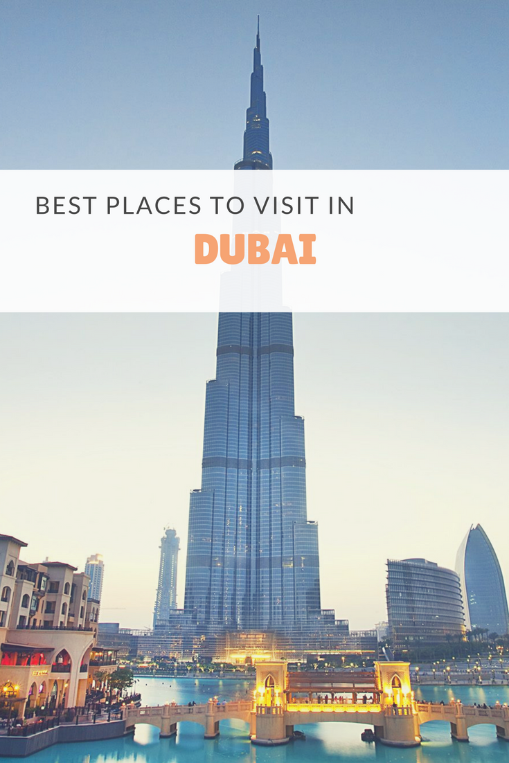 Best Places To Adopt In New York City: Best Places To Visit In Dubai - Guest Post