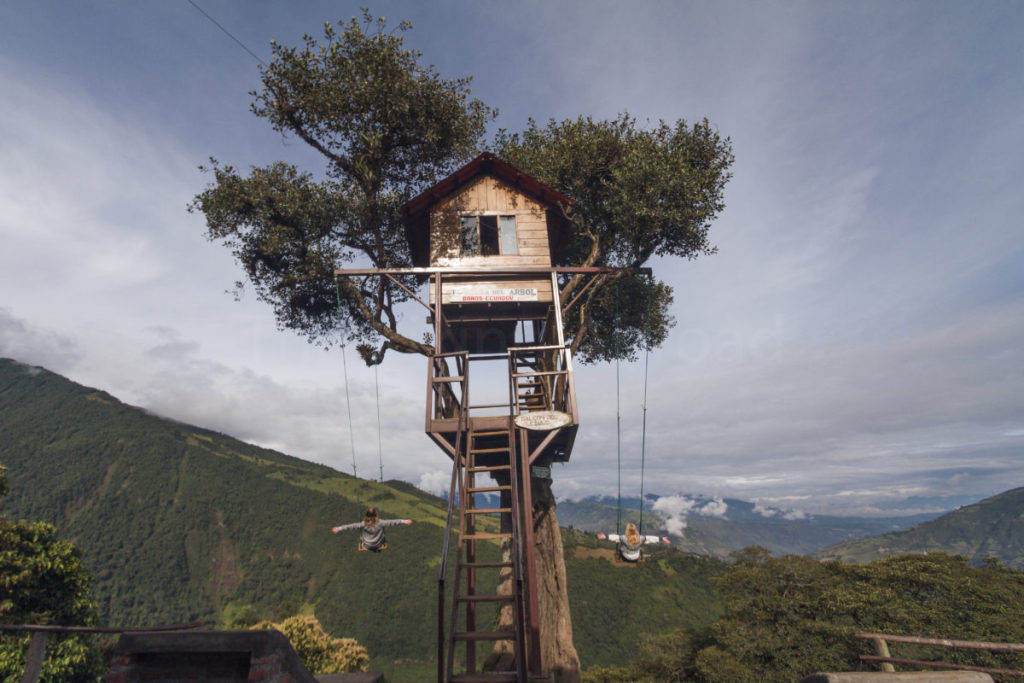 Casa Del Arbol - Everything You Need To Know Before Taking The Swing At The End Of The World In Ecuador